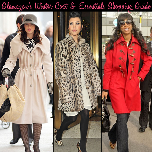 Glamazon Guide: Shop Winter Coats, Gloves, Scarves and More ...