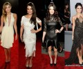 2012 People's Choice Awards: Vanessa Hudgens, Miley Cyrus, Ashley Greene, Lea Michele and More!