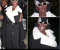 GLAM or SHAM?: Grace Jones at Sidaction Gala Dinner 2012 for MAC Aids Fund