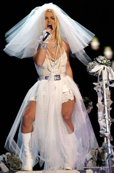 Betsey Johnson Wedding Dress - Wedding Photography