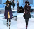 #NYFW: Marc Jacobs Goes On a Quirky Fashion Pilgrimage for Fall 2012