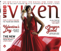 Ask The Glamazons: Find Meagan Good's Red Gown On Her Vibe Vixen Cover