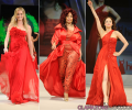 #NYFW Heart Truth Red Dress Collection with Chaka Khan, Lala Anthony, Rose McGowan & More