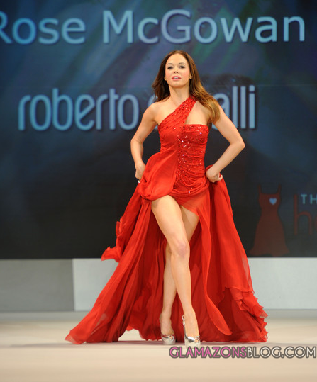 NYFW Heart Truth Red Dress Collection with Chaka Khan, Lala ...