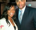 A Day In The Life: Glamazon Margo Talks Charity, Beauty and Movies With Boris Kodjoe!