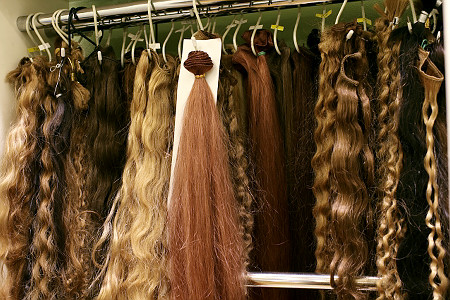 Beauty buzz best practices when wearing hair extensions although pmusecretfo Choice Image