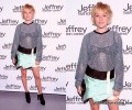 GLAM OR SHAM?: Chloe Sevigny's Jeffrey Fashion Cares Proenza Schouler Fall 2012 Sheer Sweater and Bra