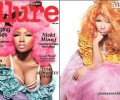MAGAZINE GLAM OR SHAM?: Nicki Minaj Covers Allure
