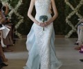 oscar-de-la-renta-bridal-spring-2013-blue-wedding-gown-glamazons-blog-2