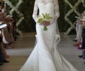 oscar-de-la-renta-bridal-spring-2013-white-lace-turtle-neck-wedding-gown-glamazons-blog