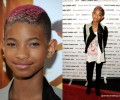 GLAM OR SHAM?: Willow Smith's Pink Mohawk PLUS Get Her Junk Food Surfin Safari Original Triblend Slub Riot Tee