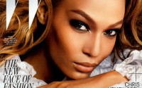 Strike A Pose: Joan Smalls Covers W Magazine July 2012 [Full Spread]