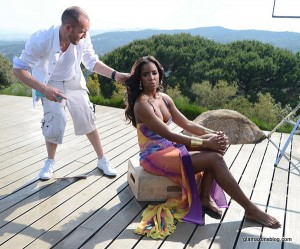 kelly-rowland-summer-dreaming-video-shoot-maria-grachvogel-rainbow-phoenix-gown-glamazons-blog-3