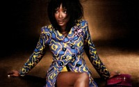 Strike A Pose: Naomi Campbell for W Magazine July 2012