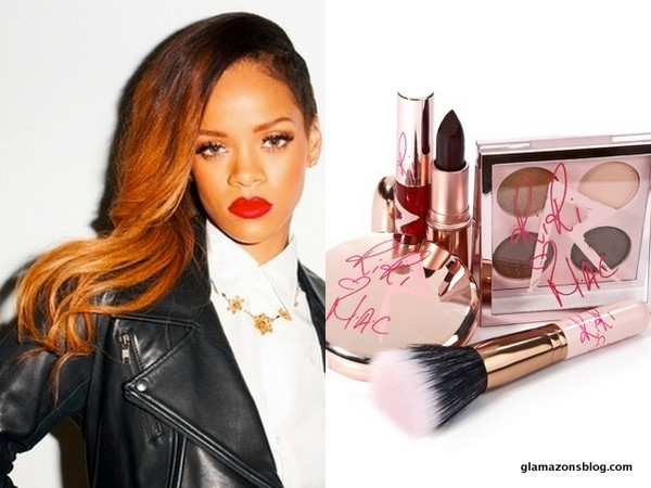 Announcing…Rihanna for MAC Cosmetics!