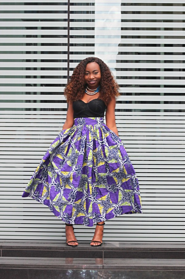 Art-Becomes-You-Ankara-Print-Maxi-Skirt-Fashion-Glamazonsblog