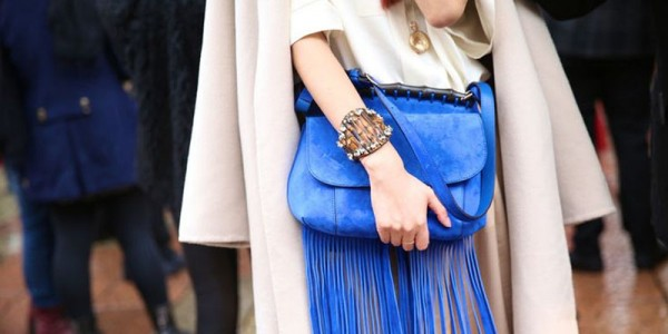 Cobalt-Blue-Suede-Fringed-Clutch-Fashion-Trend-Glamazonsblog