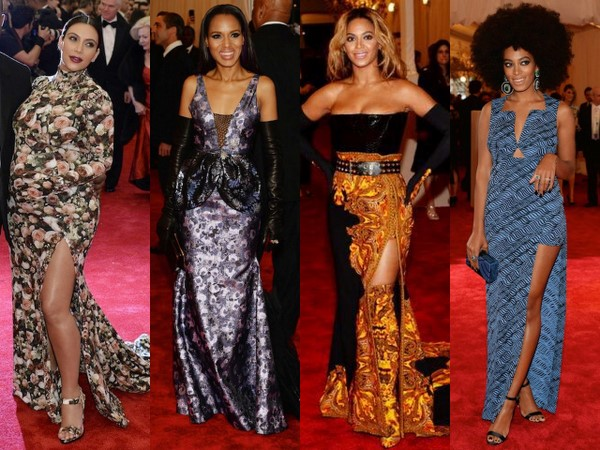 What They Wore: Kerry Washington, Beyonce, Miley Cyrus and More at the 2013 Met Gala