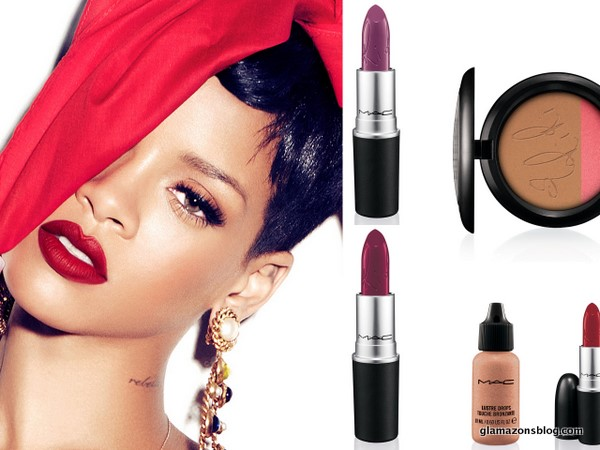 Beauty News: Announcing RiRi Hearts MAC Summer (with RiRi Woo and Two New Lipsticks!)
