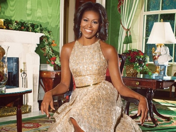 Get Your Life: Michelle Obama Dazzles in Ladies Home Journal
