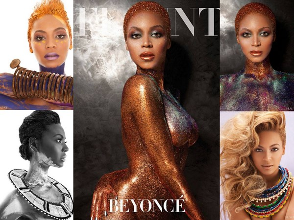GLAM SCOOP: Beyonce for <i>Flaunt Magazine</i>, First Look at Isabel Marant for H&M and Win a Shopping Spree at Victoria's Secret!