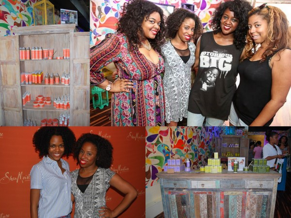 #NolaCrawl: Hanging Out at the Shea Moisture Pop-Up Shop and Slumber Party!