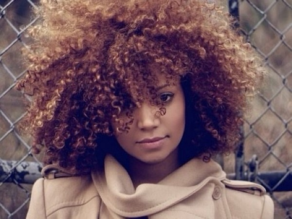 The Safe Way To Color Natural Hair
