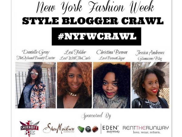 Ready, Set, Fashion Week! Join Us for #NYFWCrawl