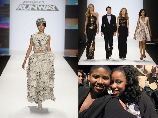 #NYFW: Project Runway Season Finale with Kerry Washington and Heidi Klum