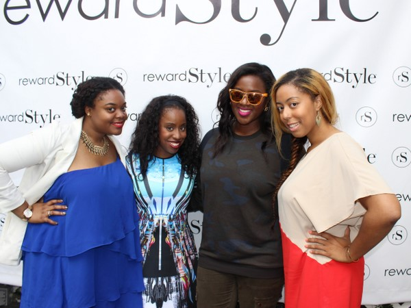 #NYFWCrawl Recap PLUS Our Interview with #BagLadiesLIVE Radio!