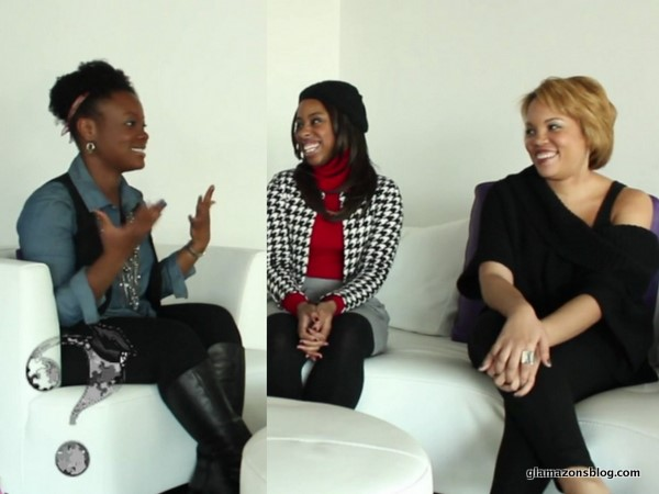Video GLAM: The Glamazons Featured On Dream Chasers Web Series (Season 2, Episode 2)!