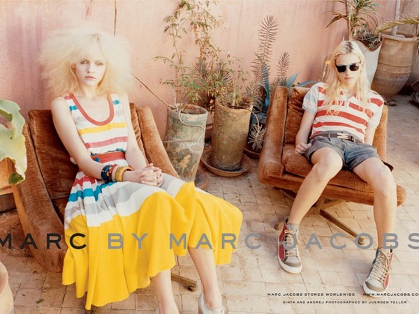 GLAM SCOOP: You Can Pay for Marc Jacobs with Tweets, Zooey Deschanel x Tommy Hilfiger and Lupita Nyong'o for Interview Mag