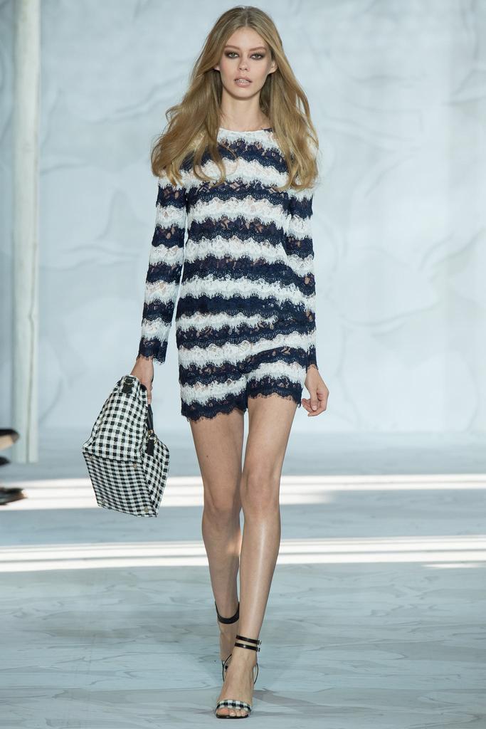 Diane-von-Furstenberg-Spring-2015-Collection-NYFW-Lace-Knitwear-Glamazonsblog