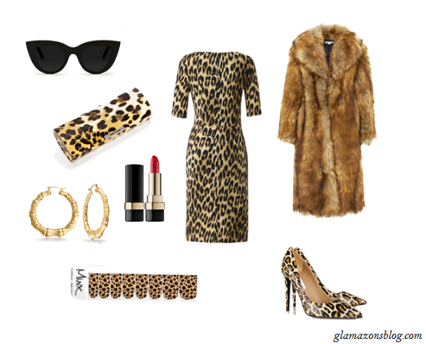 FOX-Empire-Cookie-Lyon-Leopard-Print-Halloween-Costume-Fashion-Glamazonsblog