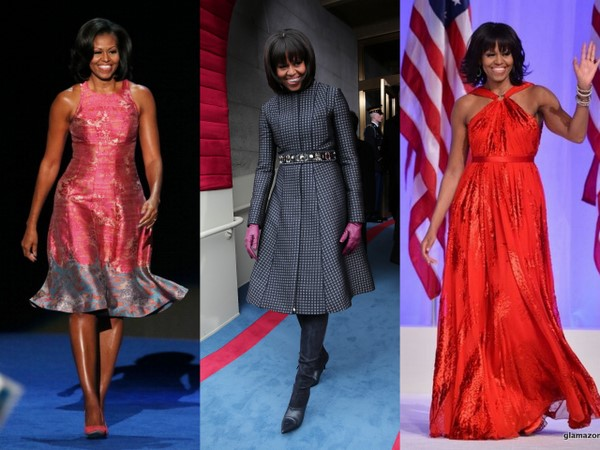 GLAM SCOOP: Michelle Obama Named Best-Dressed, Halle Berry Slammed for Cleavage and Olivia and Fitz for TV Guide