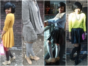 How-To-Wear-Over-The-Knee-Socks-In-The-Fall-Winter-Faux-Leather-Skirt-Channing-Hargrove-Channing-in-the-City-Glamazons-Blog