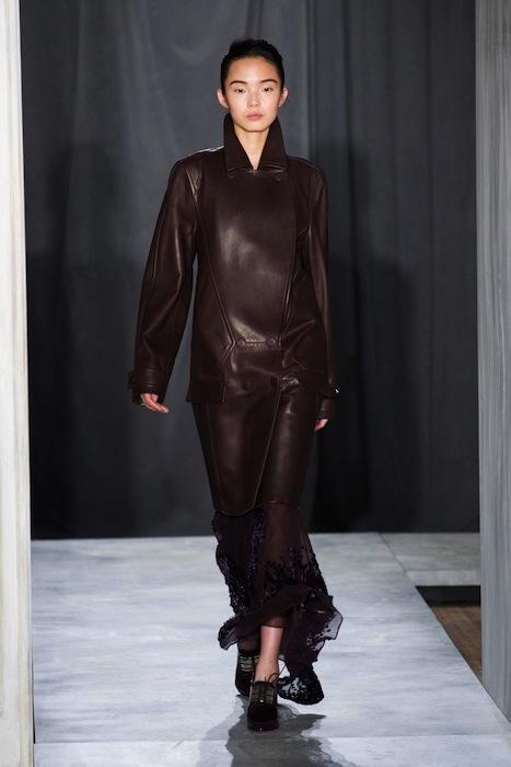 Jason-Wu-Leather-Overcoat-Fall-2014-RTW-Collection-NYFW-Fashion-Glamazonsblog