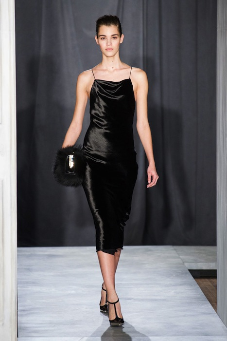 Jason-Wu-Silky-Dress-Fall-2014-RTW-Collection-NYFW-Fashion-Glamazonsblog