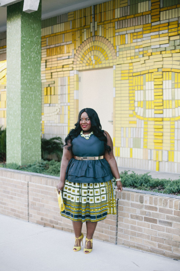 Musings-of-a-Curvy-Lady-Ankara-Print-Midi-Skirt-Fashion-Glamazonsblog