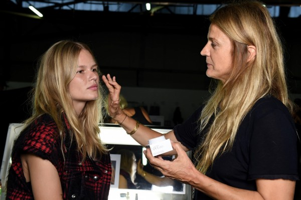 NARS Alexander Wang SS16 Artist in Action