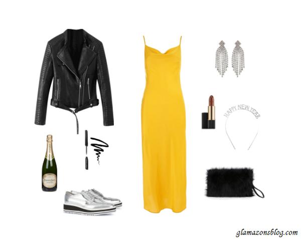 New-Years-Eve-Outfit-Idea-Slip-Maxi-Metallic-Creepers-Fashion-Glamazonsblog