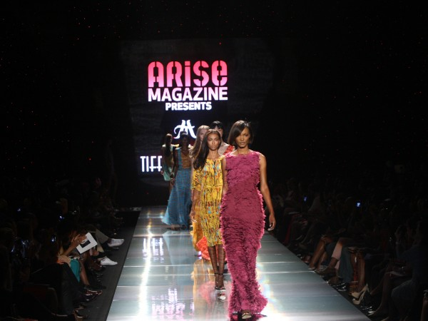 #NYFW: ARISE Magazine Presents African Icons Spring 2013
