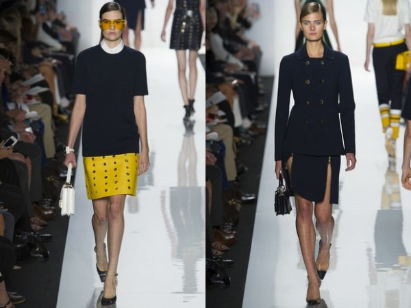 #NYFW: Michael Kors Spring 2013 with Catherine Zeta-Jones, Olivia Munn and Camilla Belle