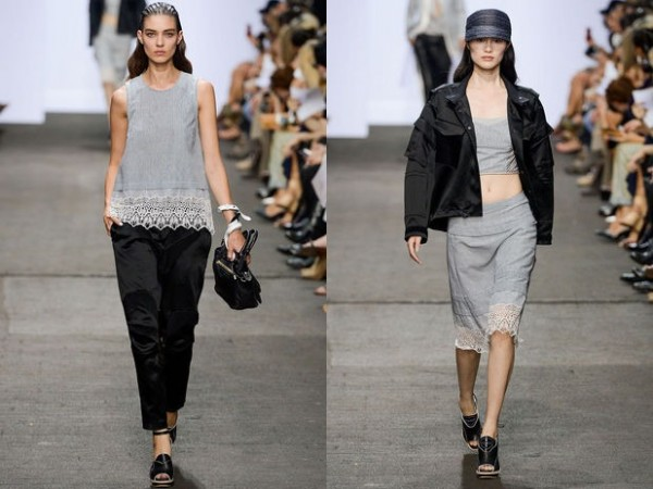 #NYFW: Rag & Bone Spring 2012 with Model Christy Turlington and Hailee Steinfeld