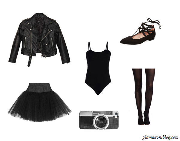 North-West-Black-Ballet-Ballerina-Halloween-Costume-Fashion-Glamazonsblog