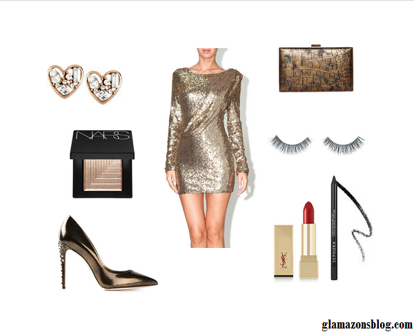 Outfit-Inspiration-New-Years-Eve-Sequin-Dress-What-to-Wear-Fashion-Glamazonsblog