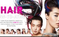 Love Your Hair!? Enter Sephora's Hair How-To-Athon!