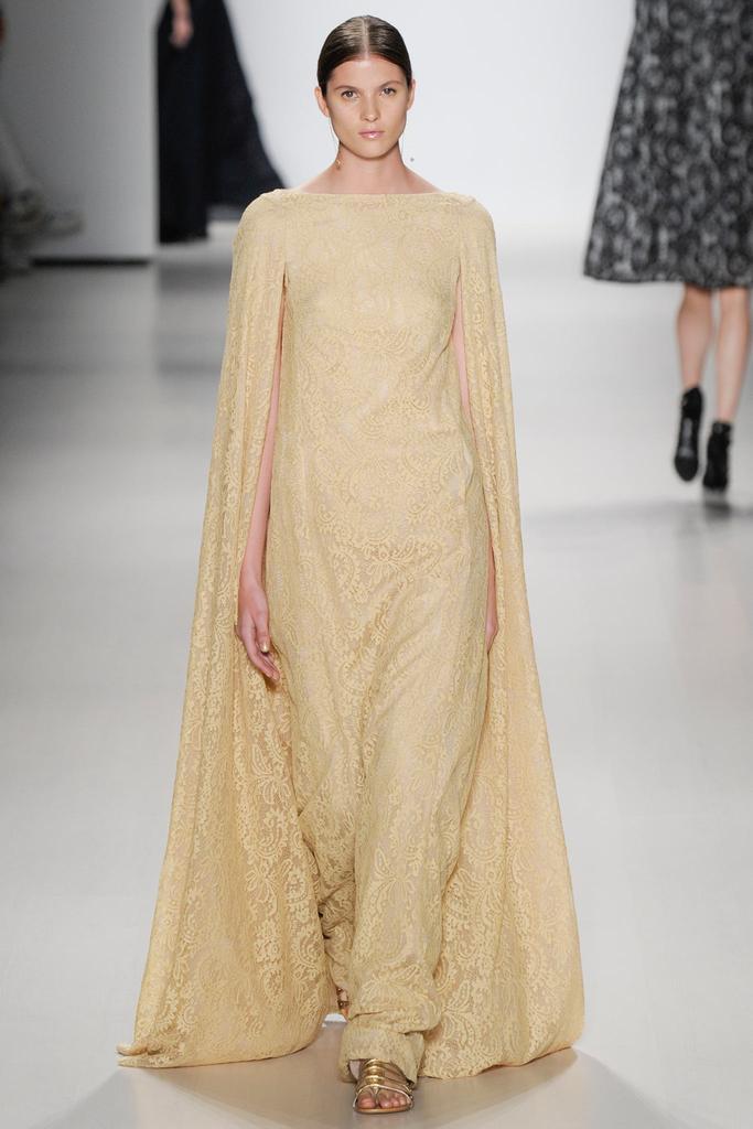 Tadashi Shoji Spring 2015 New York Fashion Week