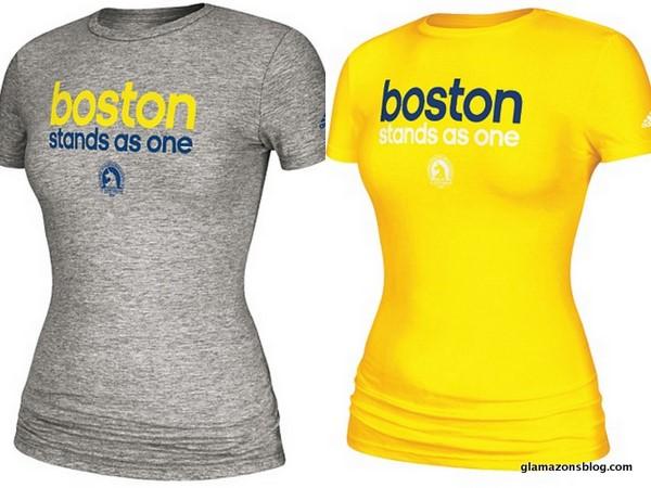 Boston Strong: Adidas Releases 'Boston Tribute Tee,' Proceeds Go To One Fund Boston