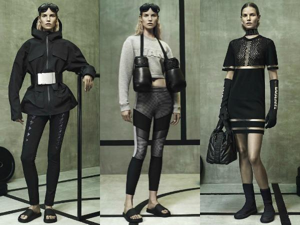 Finally: The Alexander Wang for H&M Lookbook is Here! #AlexanderWangxHM
